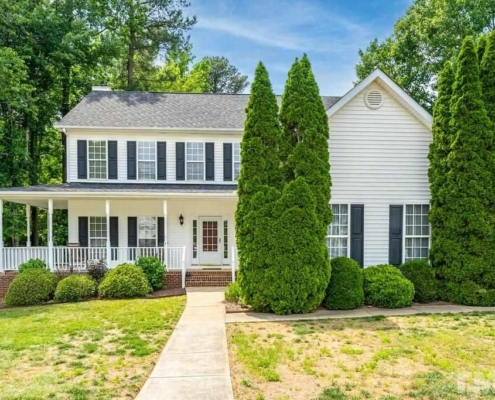 home for sale in apex