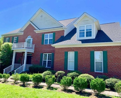home for sale in cary