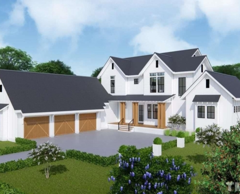 home for sale in holly springs