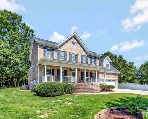 house for sale in knightdale