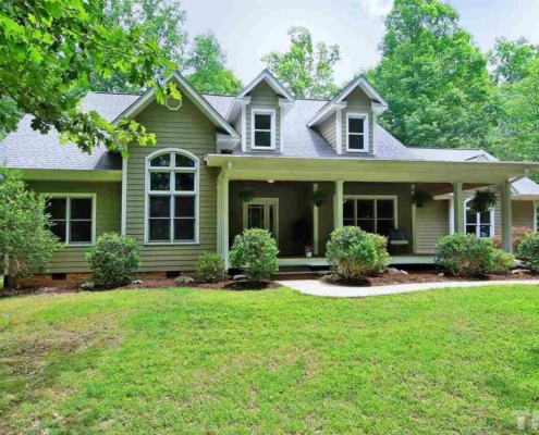home for sale in Pittsboro