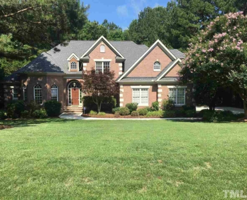 home for sale in wake forest